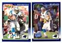 2000 Score (Base) Football Team Set - CAROLINA PANTHERS