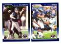 2000 Score (Base) Football Team Set - CHICAGO BEARS