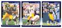 2000 Score (Base) Football Team Set - GREEN BAY PACKERS