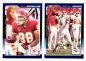 2000 Score (Base) Football Team Set - KANSAS CITY CHIEFS