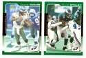 2000 Score (Base) Football Team Set - PHILADELPHIA EAGLES