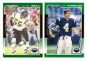 2000 Score (Base) Football Team Set - SAN DIEGO CHARGERS