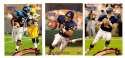 1997 Topps Stadium Club Football Team Set - CHICAGO BEARS