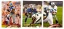 1997 Topps Stadium Club Football Team Set - DETROIT LIONS
