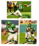 1997 Topps Stadium Club Football Team Set - NEW YORK JETS