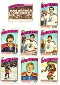 1976-77 Topps Hockey Team Set - Kansas City Scouts