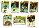 1976-77 Topps Hockey Team Set - St. Louis Blues