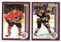 2002-03 Topps Hockey Team Set - Buffalo Sabres