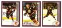 2002-03 Topps (1-340) Hockey Team Set - Calgary Flames