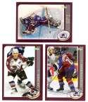 2002-03 Topps Hockey Team Set - Colorado Avalanche