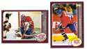 2002-03 Topps Hockey Team Set - Montreal Canadiens