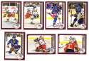 2002-03 Topps Hockey Team Set - New York Rangers