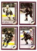 2002-03 Topps Hockey Team Set - Washington Capitals