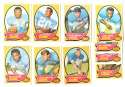 1970 Topps Football (VG Condition Read) Team Set - DETROIT LIONS