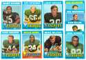 1971 Topps Football Team Set (EX Condition) - GREEN BAY PACKERS