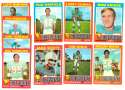 1971 Topps Football Team Set (EX Condition) - MIAMI DOLPHINS