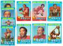 1971 Topps Football Team Set (EX Condition) - SAN FRANCISCO 49ERS