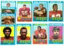 1971 Topps Football Team Set (EX Condition) - WASHINGTON REDSKINS
