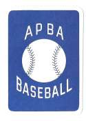 1990 APBA Extra Players Season - MONTREAL EXPOS Team Set