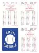 1990 APBA Season - OAKLAND As Team set