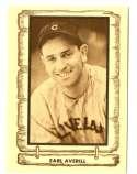 1980 Cramer Baseball Legends - CLEVELAND INDIANS