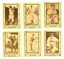 1980 Cramer Baseball Legends - LOS ANGELES DODGERS Team Set