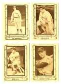 1980 Cramer Baseball Legends - NEW YORK YANKEES Team Set
