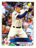 2017 Topps National Baseball Card Day - ATLANTA BRAVES