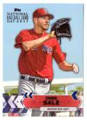2017 Topps National Baseball Card Day - BOSTON RED SOX