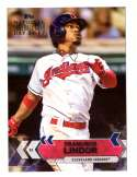 2017 Topps National Baseball Card Day - CLEVELAND INDIANS