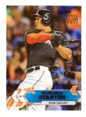 2017 Topps National Baseball Card Day - MIAMI MARLINS