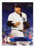 2017 Topps National Baseball Card Day - NEW YORK YANKEES