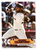 2017 Topps National Baseball Card Day - SAN FRANCISCO GIANTS