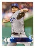 2017 Topps National Baseball Card Day - TAMPA BAY RAYS