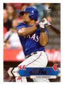2017 Topps National Baseball Card Day - TEXAS RANGERS