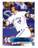 2017 Topps National Baseball Card Day - TORONTO BLUE JAYS