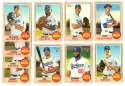 2017 Topps Heritage High Hi Numbers (501-725) - LOS ANGELES DODGERS