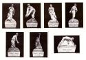 1927 Middy Bread Reprints - ST LOUIS CARDINALS Team Set