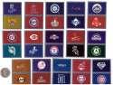 2011 Topps Stickers Team Logos