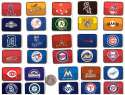 2012 Topps Stickers - Team Logo Cards