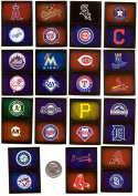 2014 Topps Stickers - 15 Logo Cards