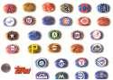2015 Topps Stickers - Logos