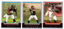 2004 Bowman Football Team Set - ATLANTA FALCONS