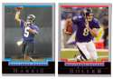 2004 Bowman Football Team Set - BALTIMORE RAVENS