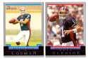 2004 Bowman Football Team Set - BUFFALO BILLS
