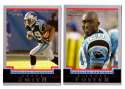 2004 Bowman Football Team Set - CAROLINA PANTHERS