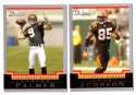 2004 Bowman Football Team Set - CINCINNATI BENGALS