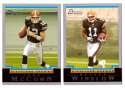 2004 Bowman Football Team Set - CLEVELAND BROWNS