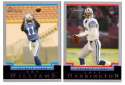 2004 Bowman Football Team Set - DETROIT LIONS