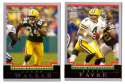 2004 Bowman Football Team Set - GREEN BAY PACKERS